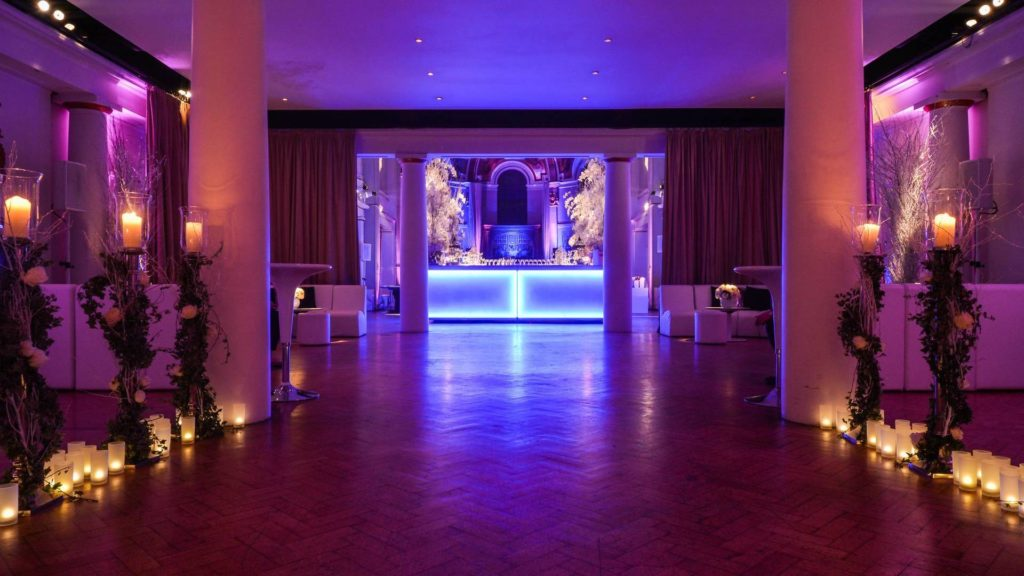 Corporate Christmas parties arranged by the Taylor Lynn Corporation the Christmas party planner in Manchester